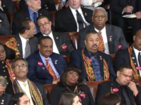 Telling: Congressional Black Caucus Did Not Clap During This Part Of The SOTU Address