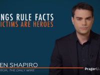 Shapiro Discusses Modern College Campuses: Feelings Rule Facts And Victims Are Heroes