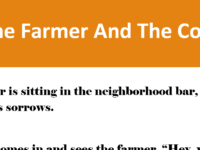 Funny Stuff: The Farmer And The Cow